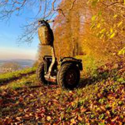 Segway Quattro Offroader 239 Kmh 99 Ps