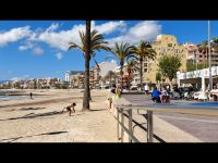 4K⛱S'Arenal (Playa de Palma) Mallorca 2021, May,1