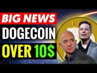 Elon Musk and Jeff Bezos Reveal Why Dogecoin Will Go Over $10 By 2021